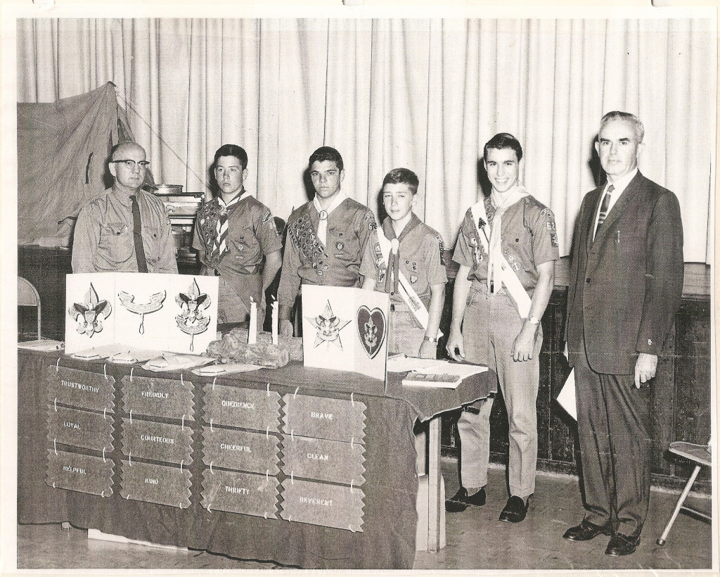 Scouts in the 1960s