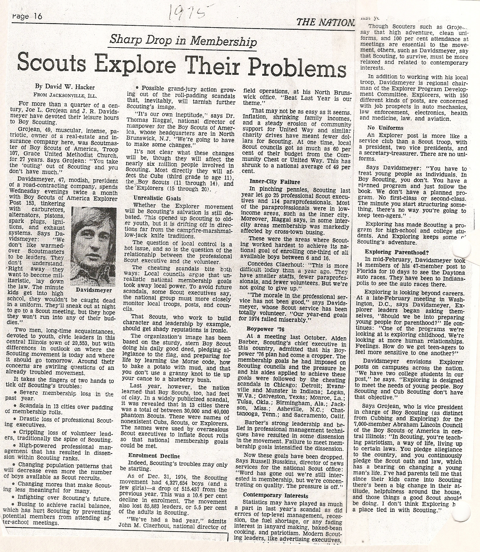 1975 Scout Article